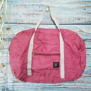 Handbags - Waterproof Nylon Duffle Bag Pocket Folding